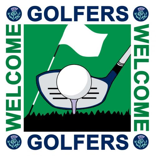 Welcome Golfers