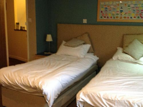 Jack Berry as Larger Executive Twin Room