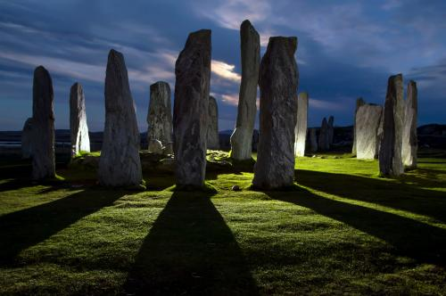 Mo Thomson Callanish Moon
