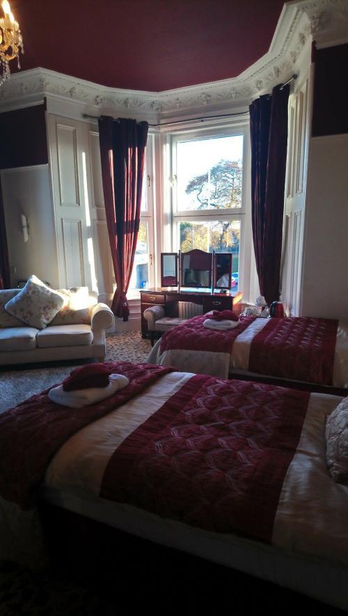 Family En-suite Room (inc. Breakfast)