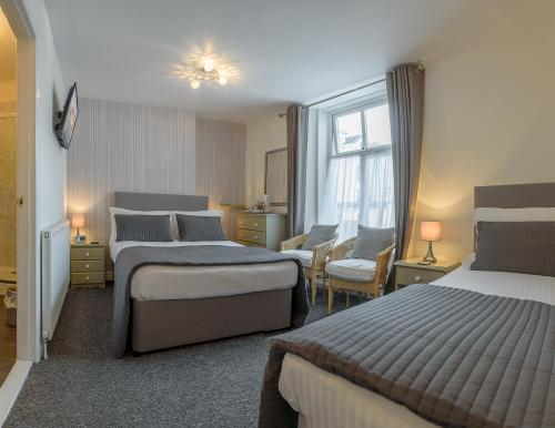 Family En-suite Room Non-Refundable Room only,