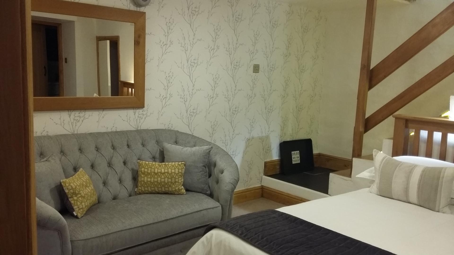Superior Double /Twin En-suite Room (inc. Breakfast)