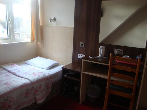 Single En-suite Room (Excluding Breakfast)
