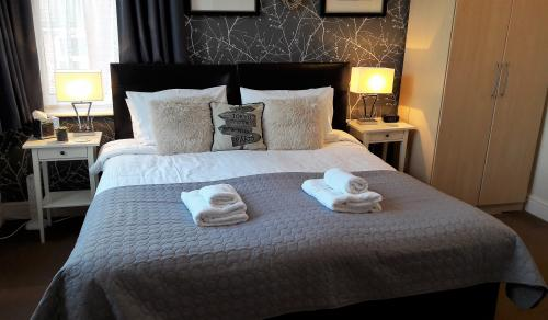 King Room En-Suite (2 adults)
