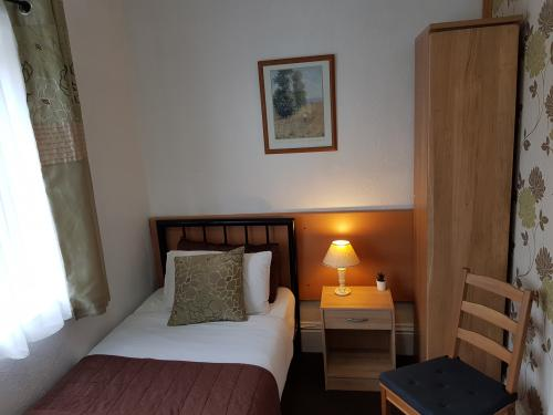 Single En-suite Room 102 (inc. Breakfast)