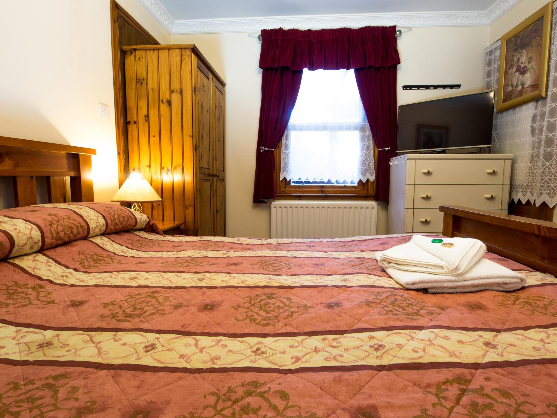 Single Room-Non Refundable (inc. Breakfast)