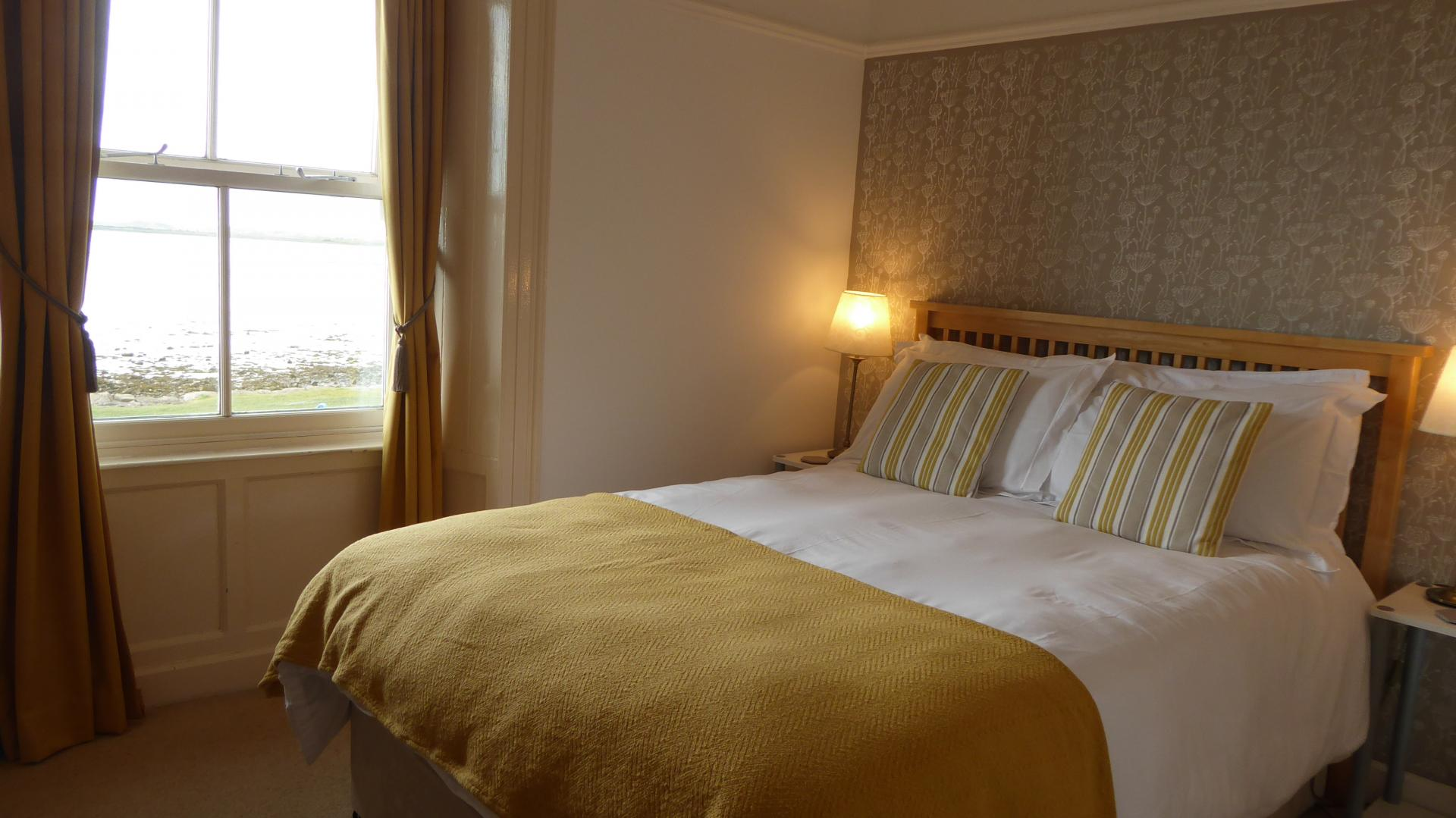 Standard Double with en-suite shower, Room 2