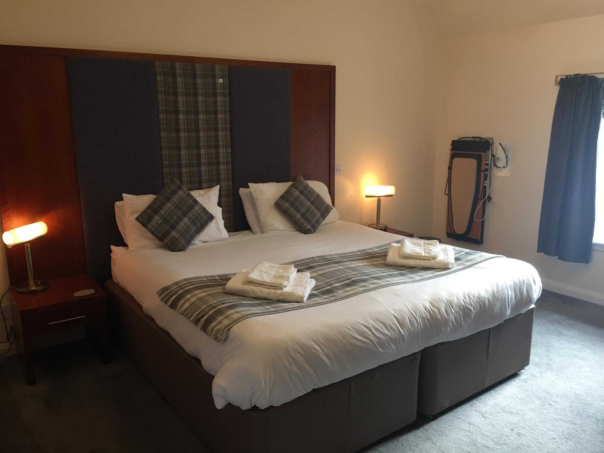 Superior Double En-suite Including Breakfast