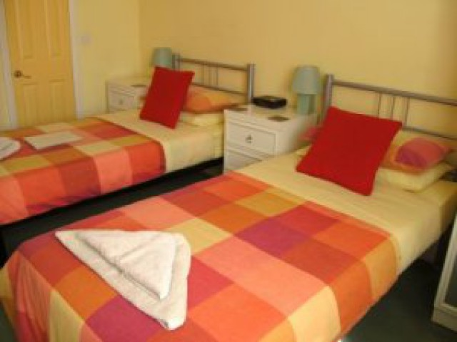 Twin Ensuite (room Only)
