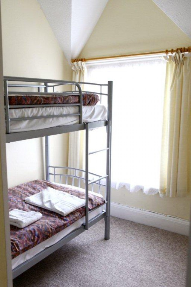 Family Room (Room Only)( 2 Adults & 3 Children - Max child age 15yrs)