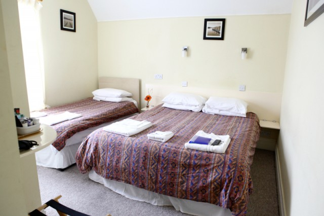 Triple Room (Room Only) (2 Adults and 1 Child - Max child age 15yrs)