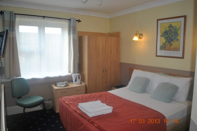 Double En-suite Room 202 (inc. Breakfast)