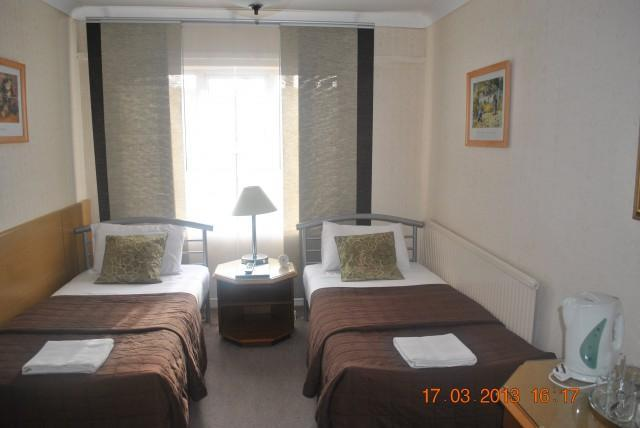 Twin En-suite Room 107 (room Rate Only)- option without breakfast