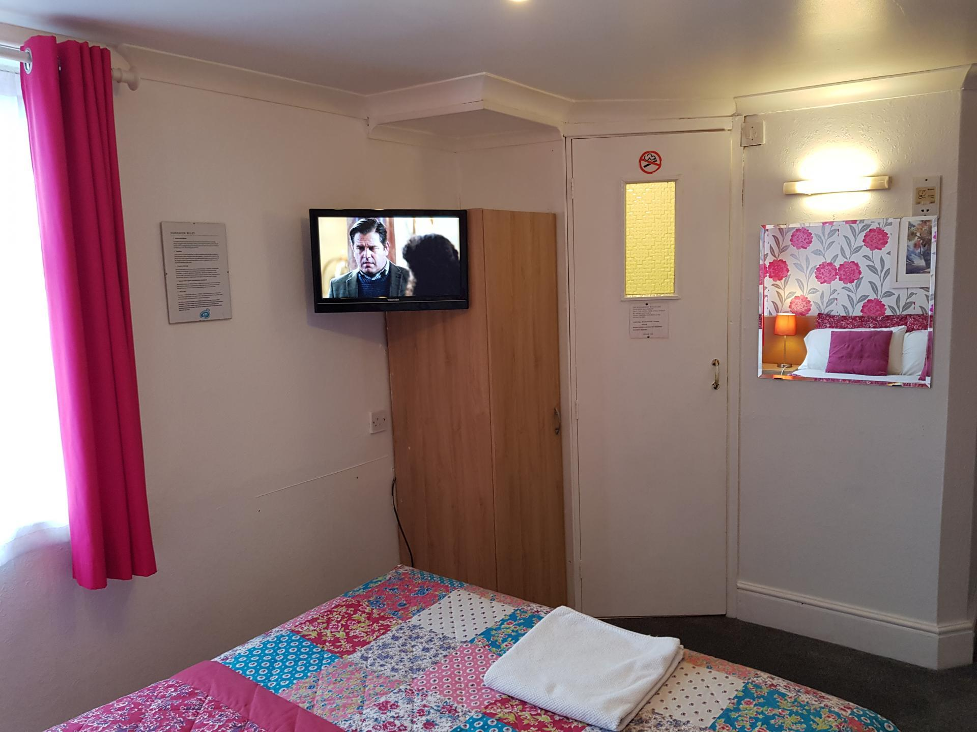 Double Room 202(room Rate Only)- option without breakfast