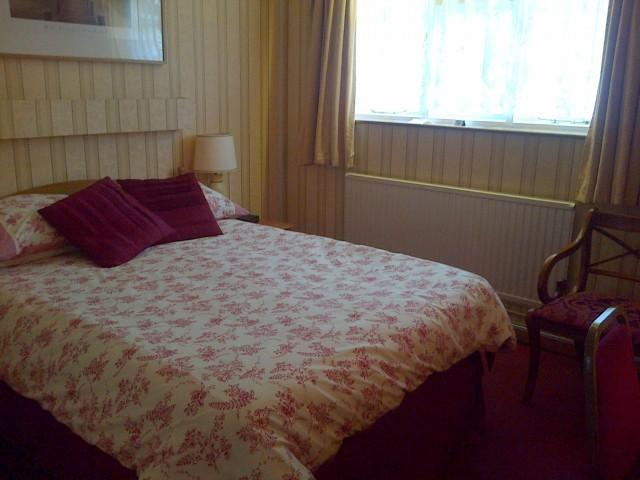 Ground Floor Double Room (inc. Breakfast)