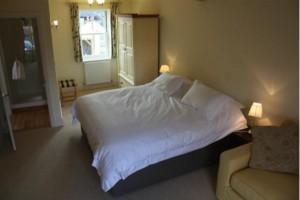 Single en-suite room incl. Breakfast