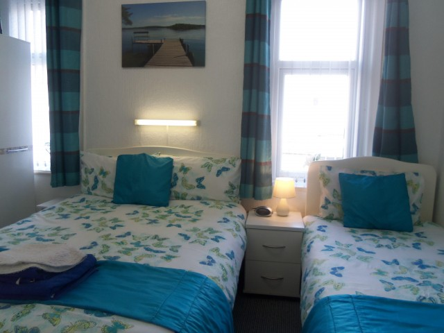 Triple En Suite Room (inc Breakfast)