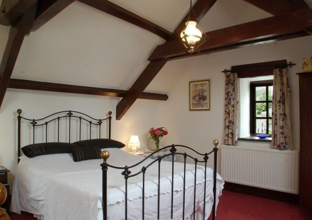 Barnsuite / Double En-suite Room with king size bed (inc. Breakfast)
