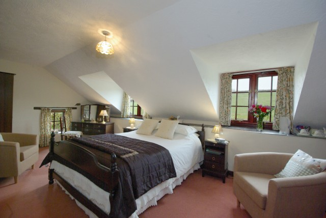 Appleloft / Double En-suite Room with king size bed (inc. Breakfast)
