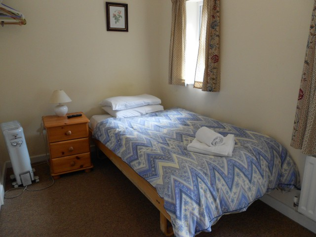 Single En-suite Room (inc. Continental Breakfast)
