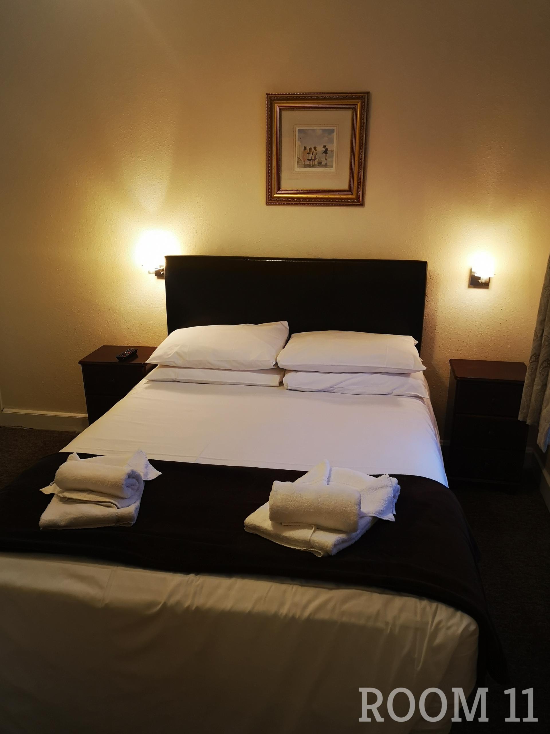 Double En-suite Room (inc. Continental Breakfast)