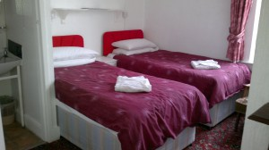 Twin En-suite Room (room Only) & Parking