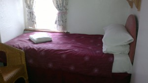 Single En-suite Room (room Only) & Parking