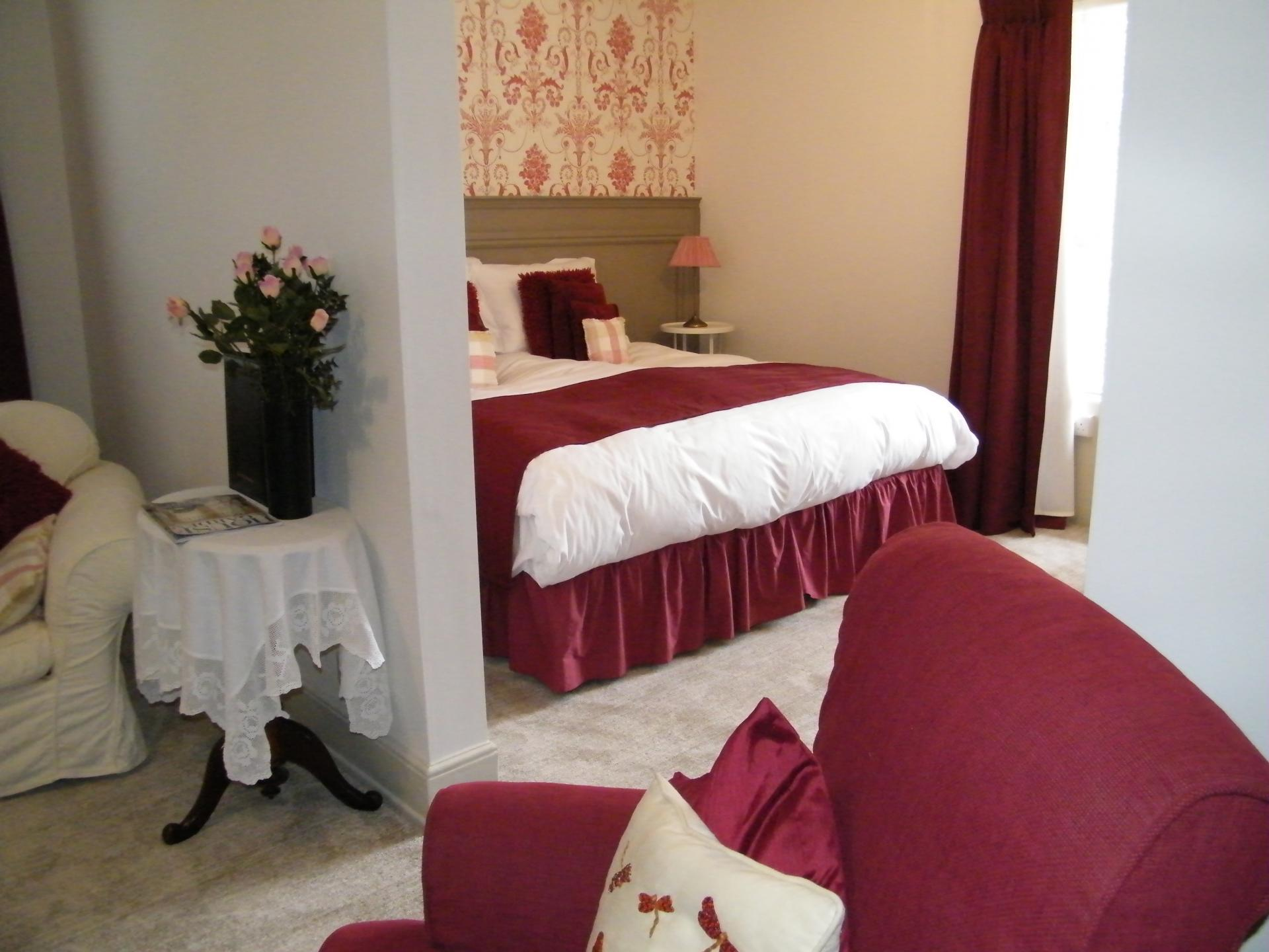 Twin bedded suite (inc. Breakfast)