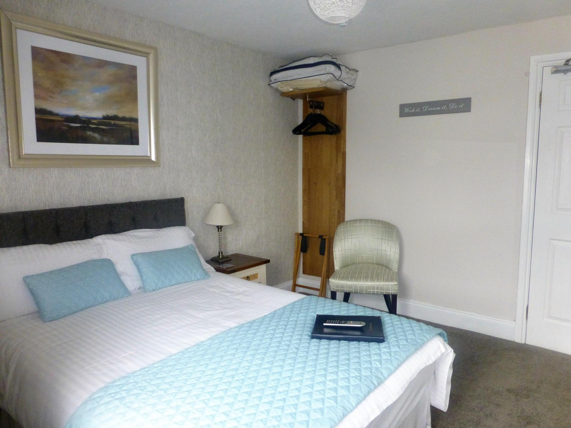Deluxe Double En-suite (inc Breakfast)