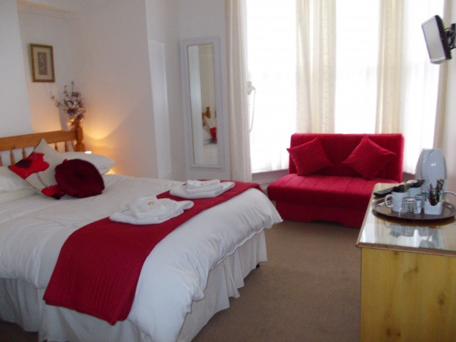 Double/Family En-suite Room (inc. Breakfast)