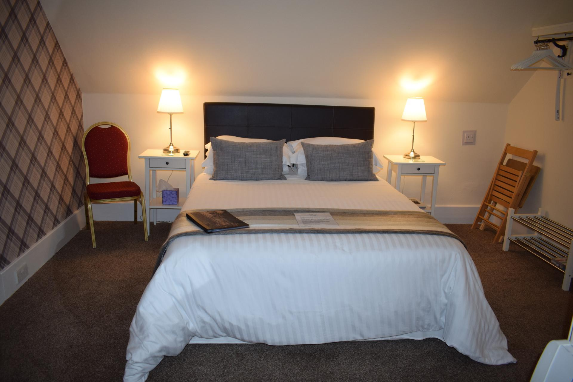 Double En-suite Room 1 (inc. Breakfast)