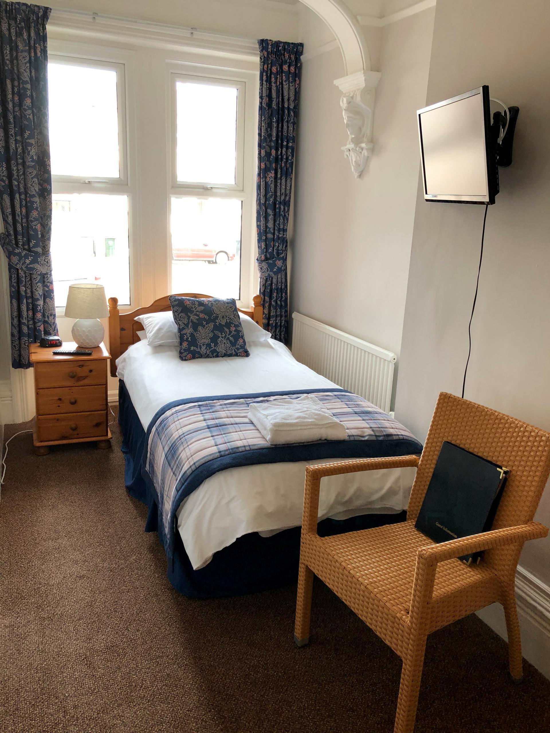 Single En-suite Room ground floor (inc. Breakfast)