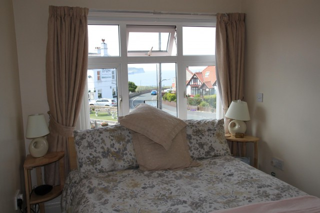 Double en-suite With Sea View