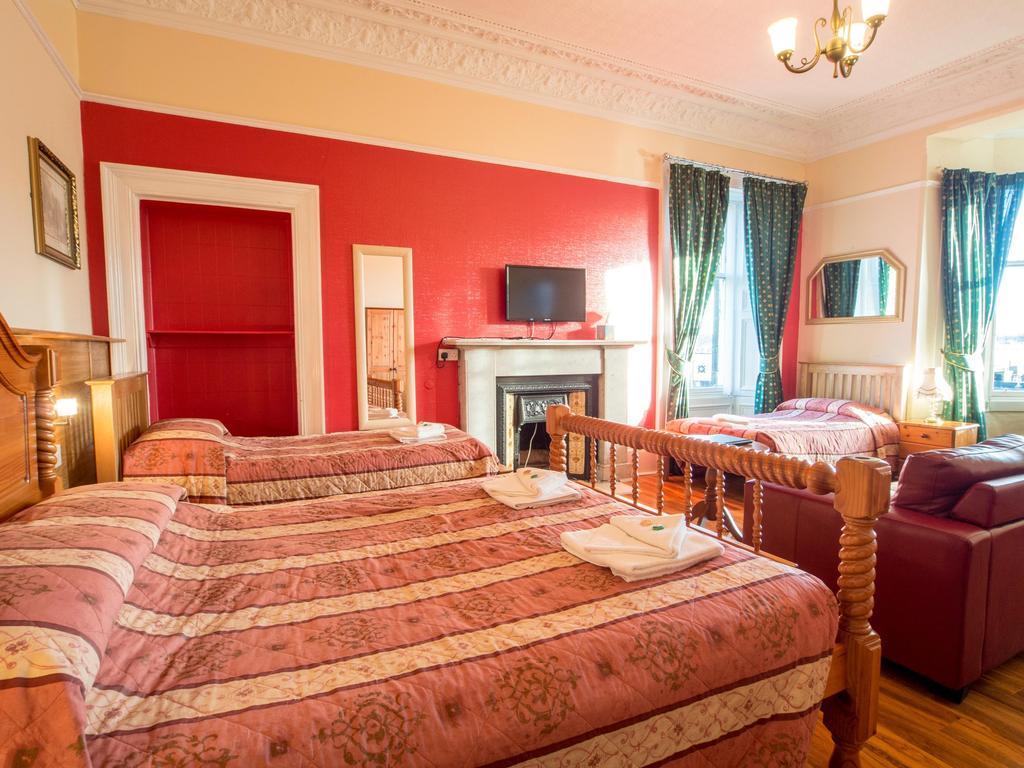 Quadruple En-suite Room (inc. Breakfast)