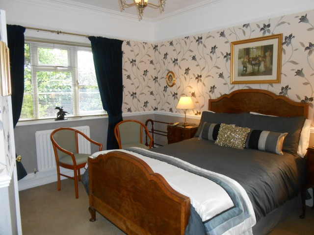 Double En-suite Room R1and R4 (inc. Breakfast)