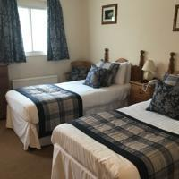 Twin En-Suite Room (inc. Breakfast) & 1 dog