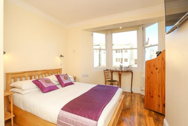 Premium Double with generous sea views Room 4