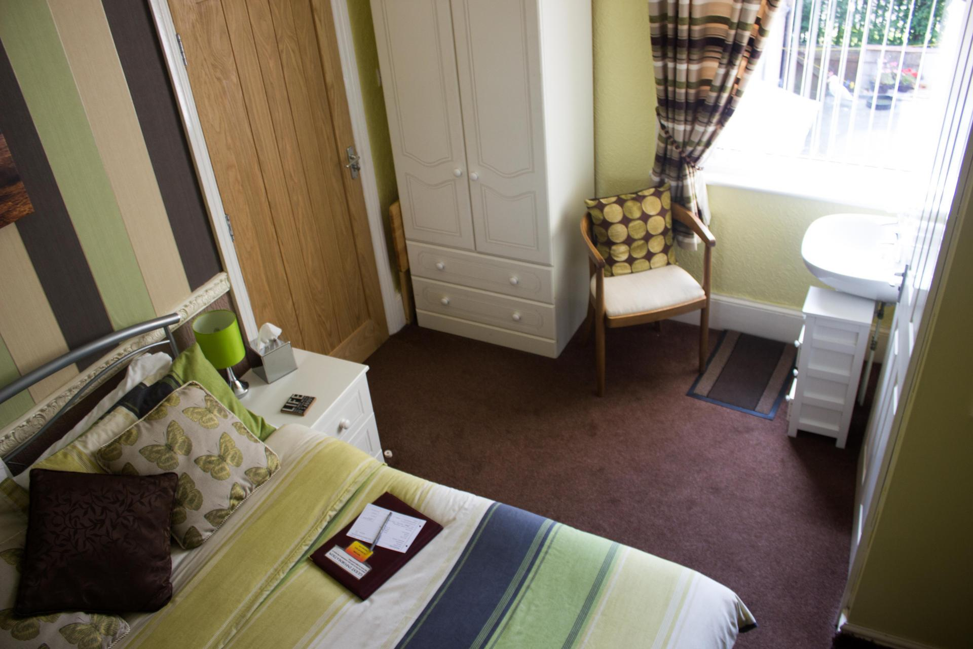 Double Room With SeparatePrivate Toilet