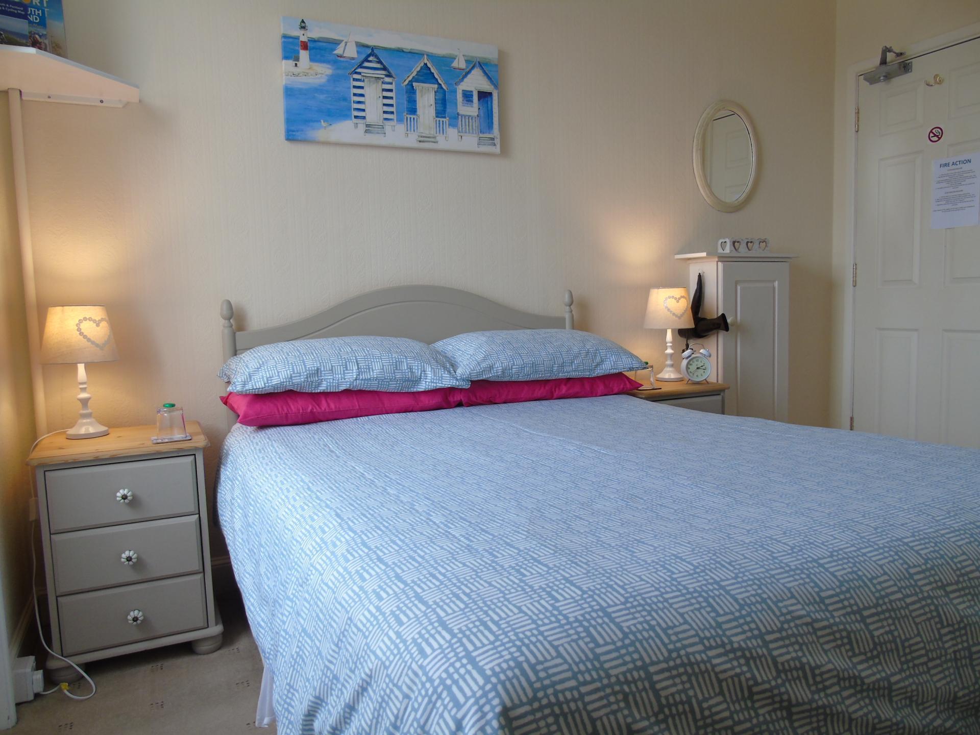 Room 2 - Double En Suite - 1st Floor