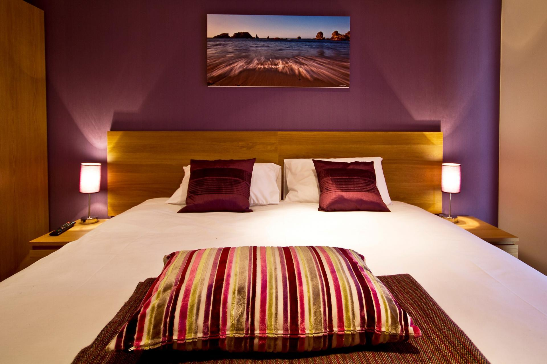 Room 2 Superking Double Ensuite with seaview(No Breakfast)