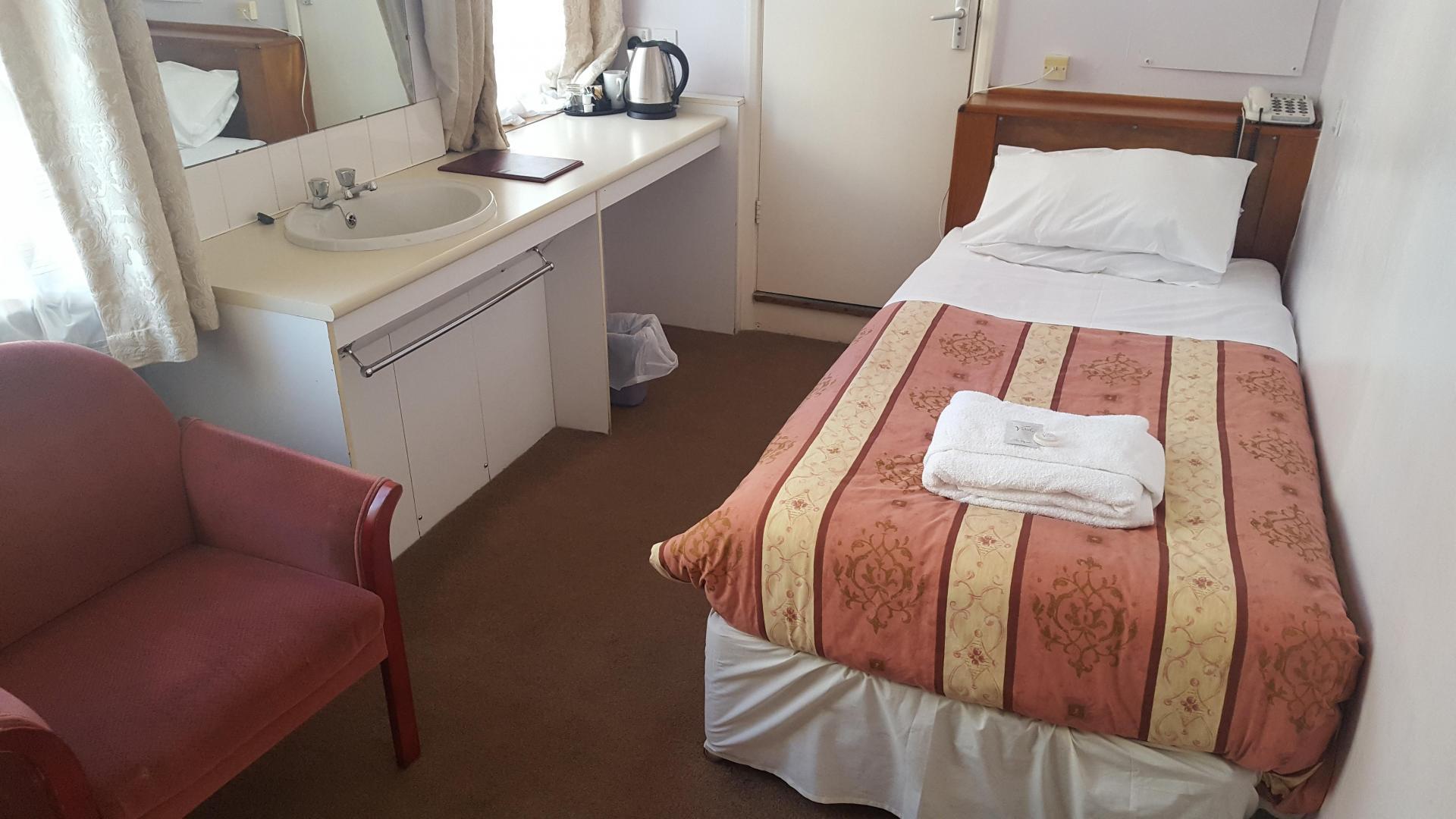 Single En-suite Room (inc. Breakfast)