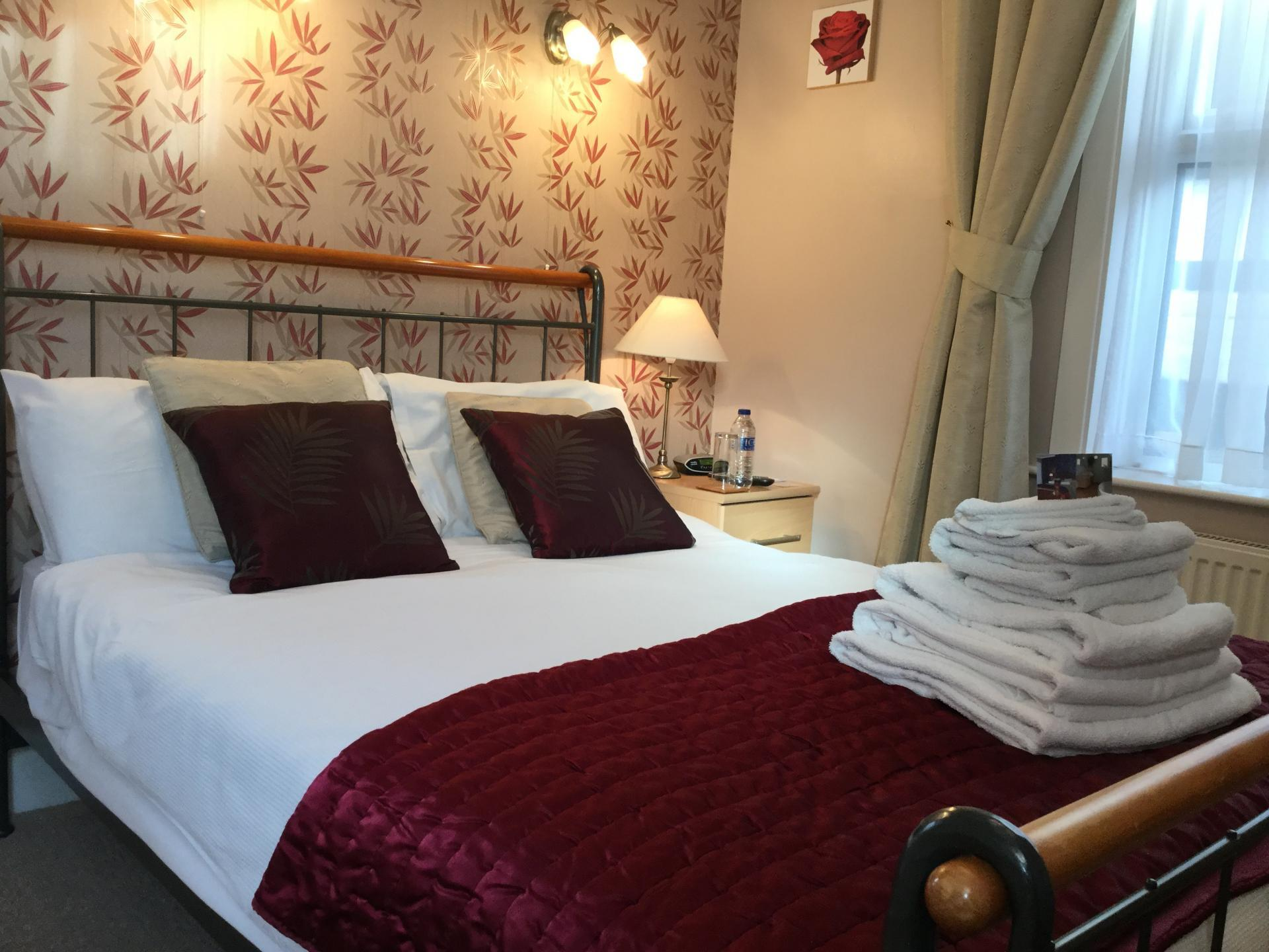 Ground Floor Double Room - Incl Breakfast