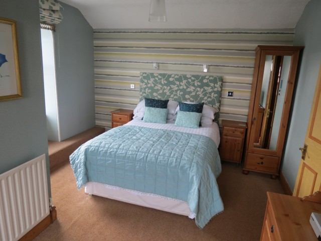 Double En-suite Room (inc. Breakfast) (fam)