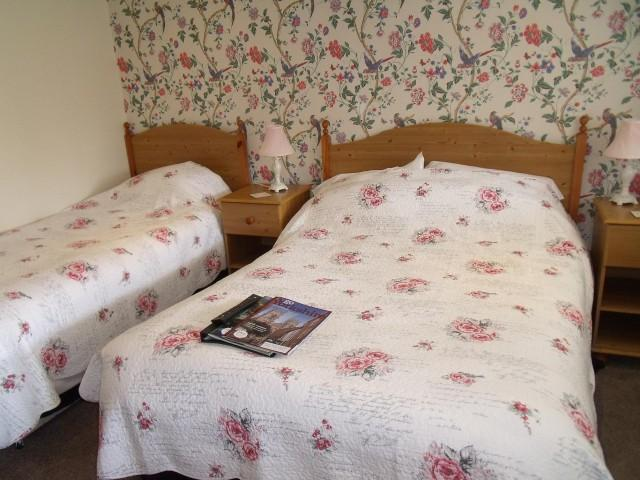 Double Room 8 (inc. Breakfast & en-suite)