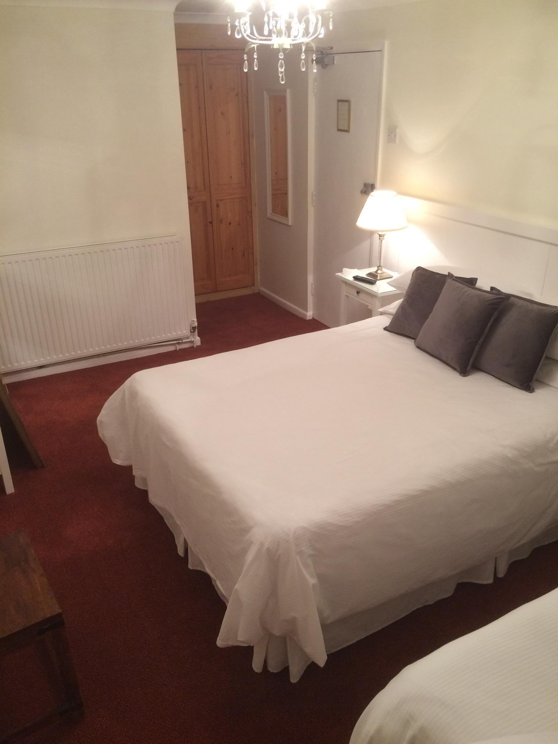 Family En-suite Room 2 Adults 1 Child including Breakfast