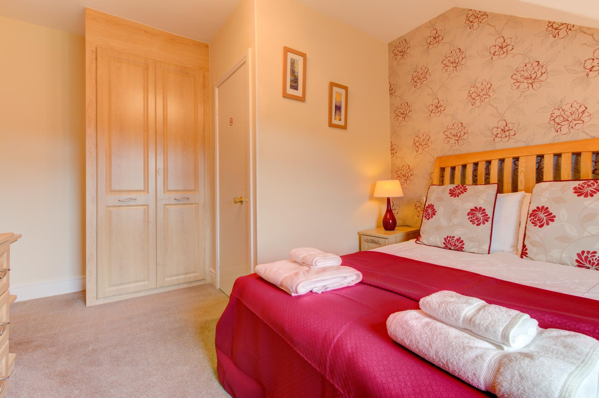 Mountain View With Double Room (inc. Breakfast)