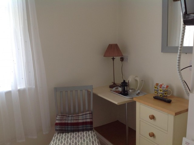 Double En-suite Room with breakfast hamper included.