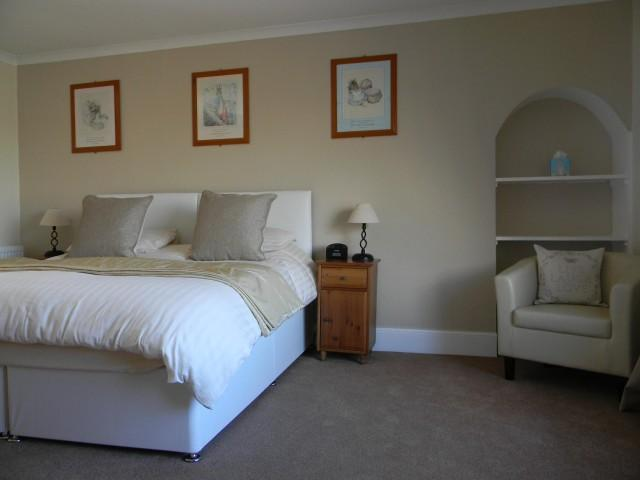 Superior En-suite Double Room(inc Breakfast)