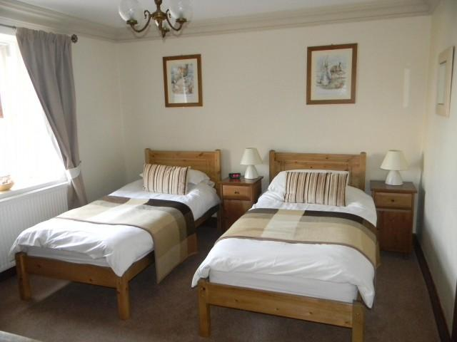 Twin En-suite ground floorRoom (inc. Breakfast)
