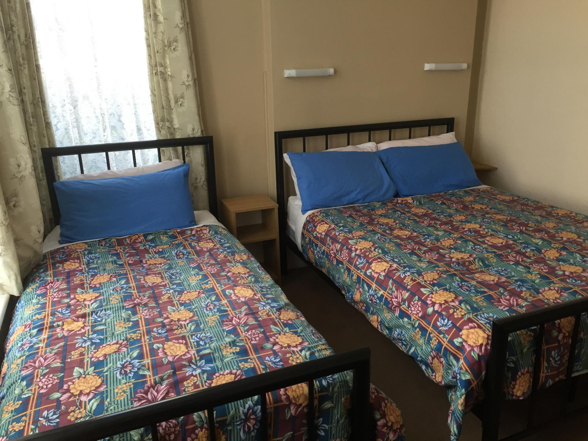 Twin En-suite Room A
